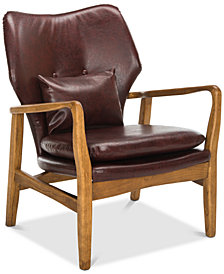 Acari Accent Chair, Quick Ship
