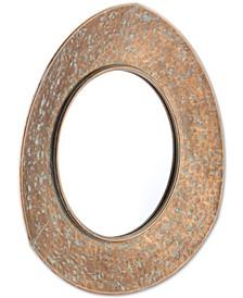 Irma Gold-Tone Mirror