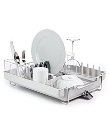OXO Good Grips Foldaway Dish Rack