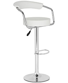 Almeria Bar Stool, Quick Ship