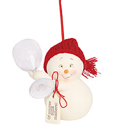 Department 56 Snowpinions Of Course Size Matters Ornament
