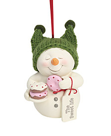 Department 56 Snowpinions The Sweet Life Ornament