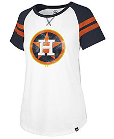 '47 Brand Women's Houston Astros Flyout T-Shirt