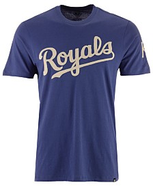 '47 Brand Men's Kansas City Royals Fieldhouse Basic T-Shirt