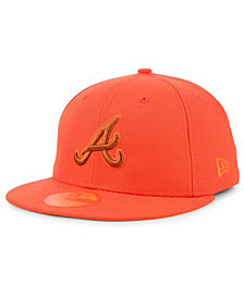 New Era Atlanta Braves Prism Color Pack 59FIFTY Cap