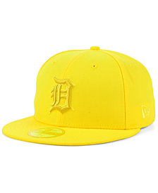 New Era Detroit Tigers Prism Color Pack 59Fifty Fitted Cap