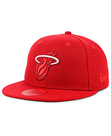 New Era Miami Heat Color Prism Pack 59Fifty Fitted Cap