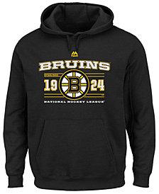Majestic Men's Boston Bruins Winning Boost Hoodie