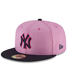 New Era New York Yankees Mothers Day 59Fifty Fitted Cap