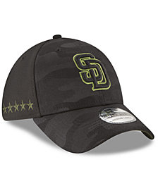 New Era San Diego Padres Memorial Day 39THIRTY Cap