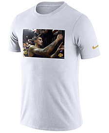 Nike Men's Kyle Kuzma Los Angeles Lakers Rookie Photo Reel T-Shirt