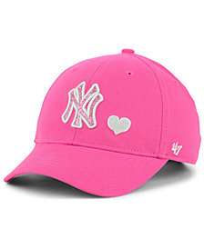 '47 Brand Girls' New York Yankees Sugar Sweet MVP Cap