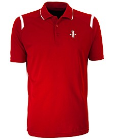 Men's Houston Rockets Merit Polo Shirt