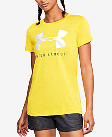 Under Armour UA Tech™ Logo T-Shirt