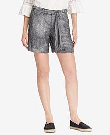 Lauren Ralph Lauren Linen Shorts