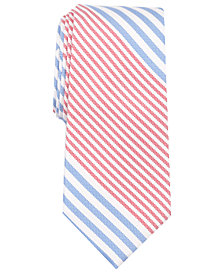 Nautica Men's Pedrick Stripe Silk Tie