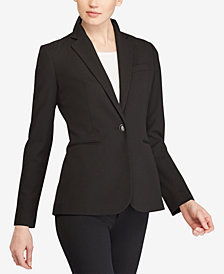 Lauren Ralph Lauren Slim Stretch Blazer