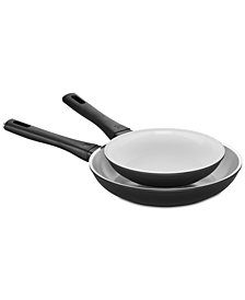 Zwilling J.A. Henckels Carrara Plus 2-Pc. Fry Pan Set