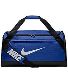 Nike Men's Logo Duffel Bag