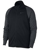 Nike Sportswear AIR HALF ZIP Windbreaker blackwhite