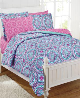 Thalia 11-Pc. Full Comforter Set