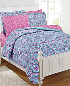 Thalia 8-Pc. Twin Comforter Set