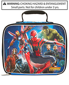 Marvel Little & Big Boys Avengers Insulated Lunch Bag