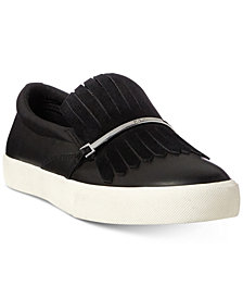 Lauren Ralph Lauren Reanna Slip-On Fashion Sneakers