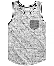 Univibe Men's Textured Tank Top