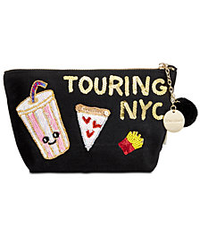 Bow & Drape Touring NYC Pouch