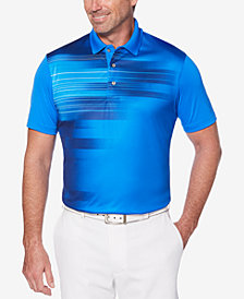 PGA TOUR Men's Energy Printed Performance Polo