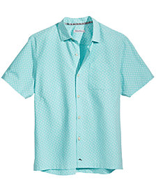 Tommy Bahama Men's A-Fish-Iando Print Shirt