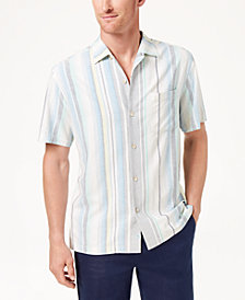 Tommy Bahama Men's Posado Sands Silk Camp Shirt