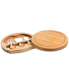 4-Pc. Round Cheese Set