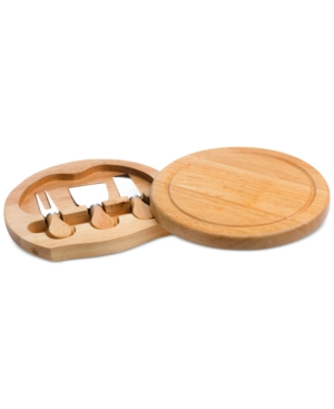 Tabletops Unlimited 4-Pc. Round Cheese Set