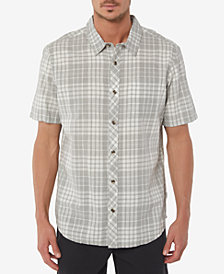 O'Neill Men's Rhodes Plaid Shirt