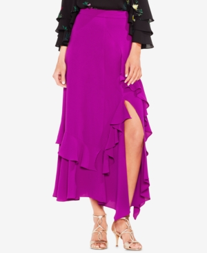 Vince Camuto Tiered Ruffled...