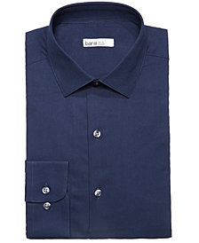 Bar III Men's Max Slim-Fit Textured Dress Shirt, Created for Macy's