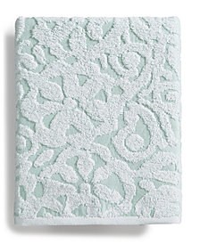LAST ACT! Mainstream International Inc. Sculpted Cotton Bath Towel