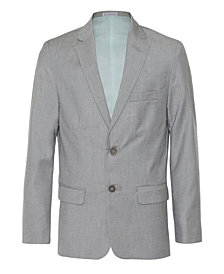Calvin Klein Stretch Textured Jacket, Big Boys