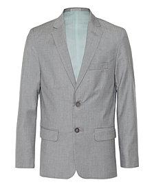 Calvin Klein Stretch Textured Jacket, Big Boys