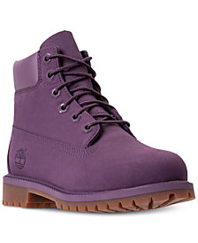 "Timberland Big Girls' 6"" Classic Boots from Finish Line"