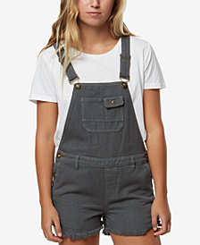 O'Neill Juniors' Mathilde Cotton Shortalls