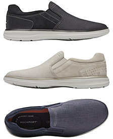 Rockport Men's Zaden Gore Slip-On Sneakers