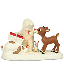 Department 56 Snowbabies Everybody Gets A Nose Figurine