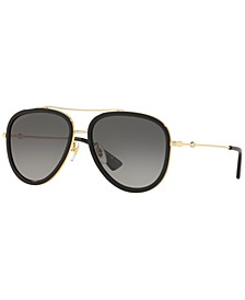 Polarized Sunglasses , GG0062S 57