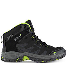 Gelert Kids' Softshell Waterproof Mid Hiking Boots from Eastern Mountain Sports
