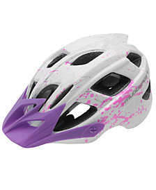 MUDDYFOX Kids' Spark Paint-Splatter Bike Helmet from Eastern Mountain Sports