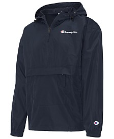 Champion Men's Windbreaker Hookup