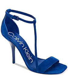 Calvin Klein Women's Mackenzie Dress Sandals
